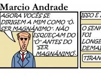 Chefes S.A. de Márcio Andrade