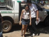 Ana Paula Marques cortou filho ao meio