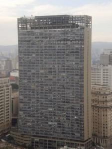 Mirante do Vale - O Maior prédio do Brasil