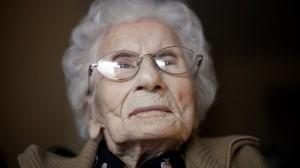 Besse Cooper a Pessoa mais velha do mundo