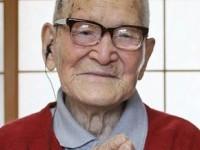 Jiroemon Kimura O Homem mais velho do mundo