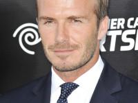 Jogadores mais bem pagos: David Beckham