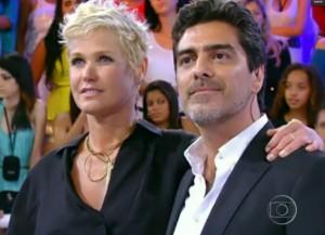 Xuxa e Junno Andrade