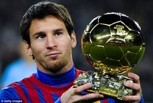 Jogadores mais bem pagos: Messi