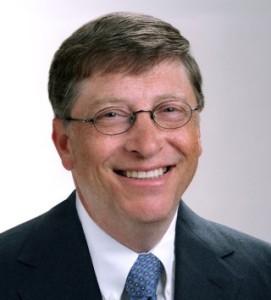 Bill Gates - Homens mais ricos do mundo