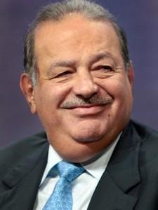 Carlos Slim - Homens mais ricos do mundo