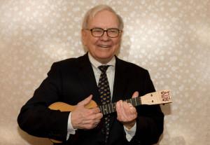 Warren Buffett - Homens mais ricos do mundo