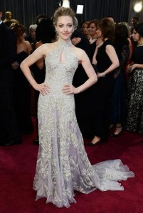 Amanda Seyfried - Piores looks do Oscar