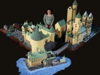 hogwarts de lego