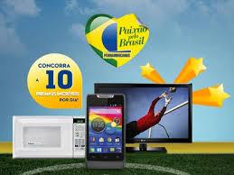 Promoção Paixao Pelo Brasil Pernambucanas