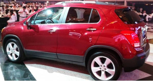Chevrolet Tracker 2013.2
