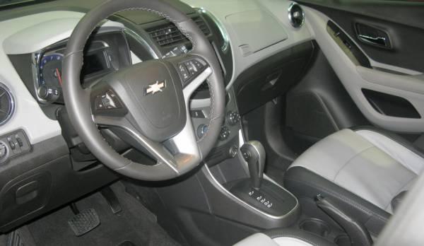 Chevrolet Tracker 2013.3