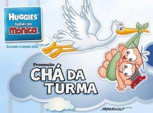 Promoção Cha Turma da Monica