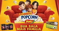Promoção Popcorn Yoki