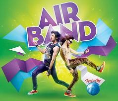Promoção Trident Air Band