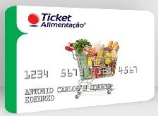 Ticket Alimentação Saldo, Onde Aceita