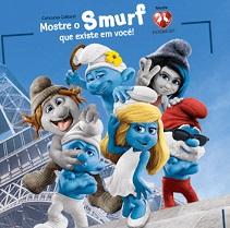 Concurso Cultural Perdigão Smurfs 2