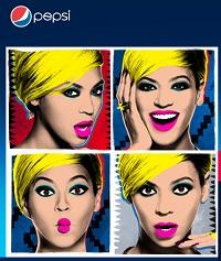 Promoção Pepsi Beyoncé