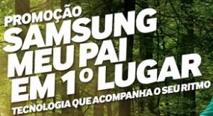 Promoção Samsung Dia dos Pais 2013