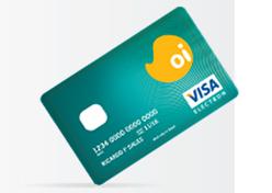 Oi Carteira Cartão Pré-Pago