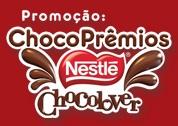 www.chocopremioschocolover.com.br, Promoção ChocoPrêmios Chocolovers Nestlé