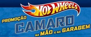 www.promocaohotwheels.com.br, Promoção Hot Wheels Camaro na Mão e na Garagem
