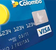 Cartão Colombo Visa