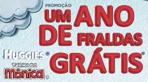 www.1anodefraldas.com.br, Promoção Um Ano de Fraldas Grátis