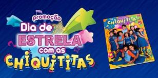 www.albumchiquititas.com.br, Promoção Dia de Estrela com as Chiquititas