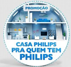 www.casapromocao.com.br, Promoção Casa Philips