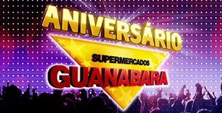 Promoção Aniversário Supermercados Guanabara 2013