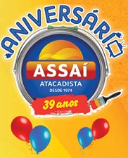 www.aniversarioassai.com.br, Promoção Aniversário Assaí 2013