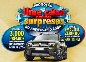 www.coopemcasa.com.br/aniversario, Promoção Aniversário COOP 2013