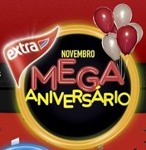 www.extra.com.br/aniversarioextra2013, Promoção Aniversário Extra 2013