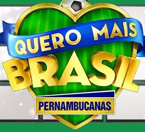 www.pernambucanas.com.br, Promoção Pernambucanas Quero Mais Brasil