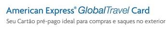 www.viajecomgtc.com.br, Promoção Amex GlobalTravel Card