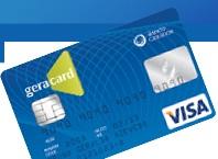Cartão Consignado Geracard VISA, Fatura