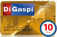 Cartão Di Gaspi, Boleto