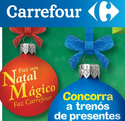 Promocao Natal 2013 Carrefour