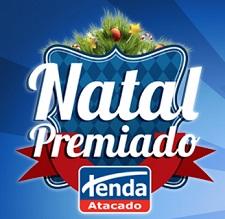 Promoção Natal Premiado Tenda Atacado