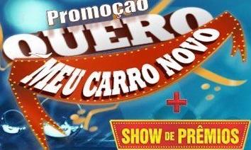 www.abcrede.com.br/queromeucarronovo, Promoção Quero Meu carro Novo AbcRede