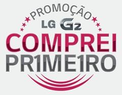 www.g2compreiprimeiro.com.br, Promoção LG G2 Comprei Primeiro