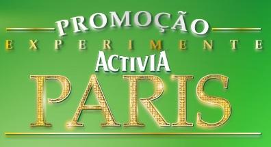 www.promocaoactivia.com.br, Promoção Experimente Activia Paris