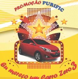 www.purific.com.br/promo, Promoção Purific Eu Mereço Um Carro Zero