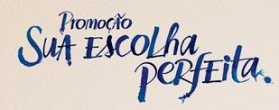 www.suaescolhaperfeita.com.br, Promoção Sua Escolha Perfeita Itaú Personnalité