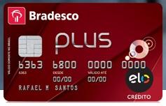 Cartão Bradesco Elo Plus