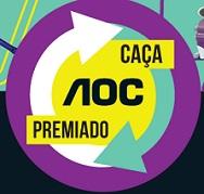 www.aocpremiado.com.br, Promoção Caça AOC Premiado