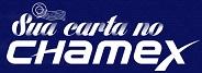 www.suacartanochamex.com.br, Sua Carta no Chamex
