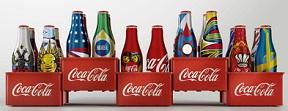 Promoção Minigarrafinhas do Mundo Todo Coca-Cola