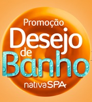 www.boticario.com.br/desejodebanho, Promoção Desejo de Banho Nativa SPA
